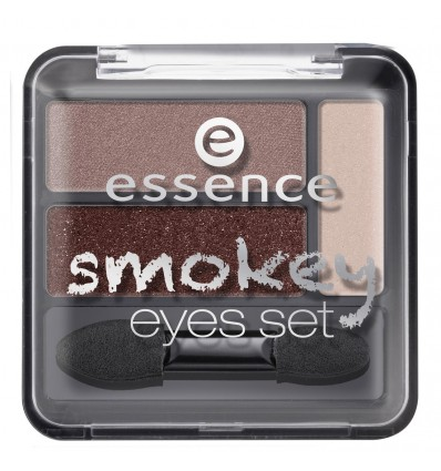 essence smokey eye set smokey day
