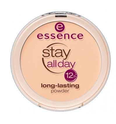 essence stay all day 12h longlasting powder 15 matt creme 9g