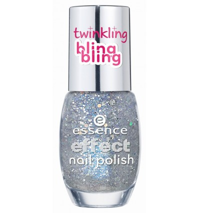 essence effect nail polish 21 icy fairy