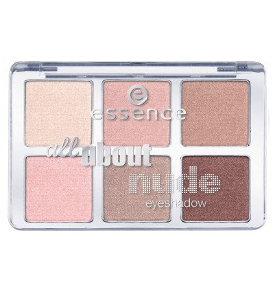essence all about nude eyeshadow