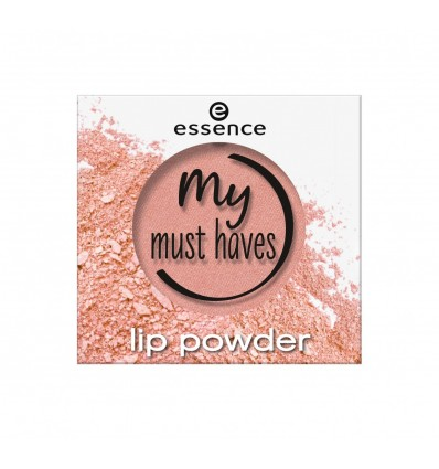 essence my must haves lip powder 02 dare to go nude 1.7g