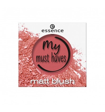 essence my must haves matt blush 01 it's berry time 1.7g