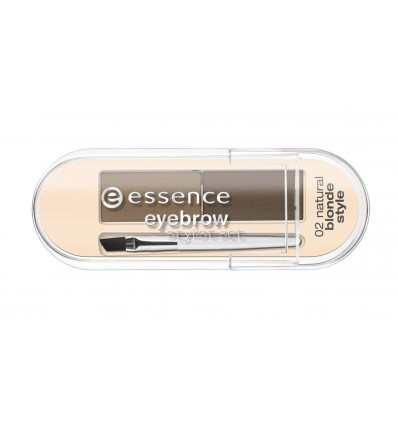 essence eyebrow stylist set blonde