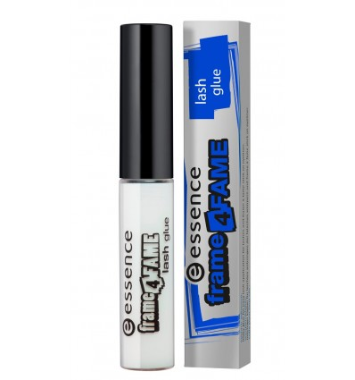 essence frame for fame lash glue 01
