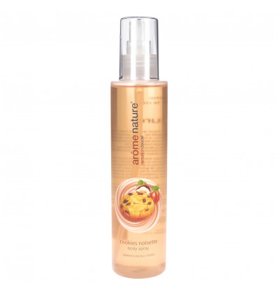 Arome Nature Body Spray Cookies Noisette 200ml