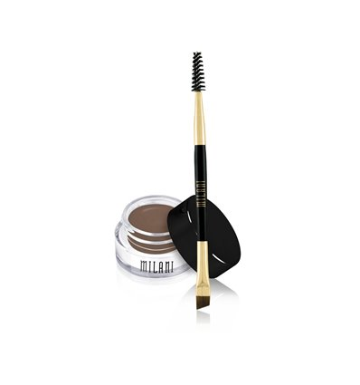Milani Stay Put Brow Color 05 Dark Brown 2.6g