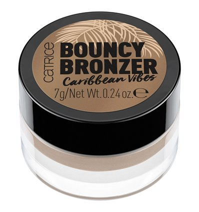 Catrice Bouncy Bronzer Caribbean Vibes 020 Cuba Vibes 7g