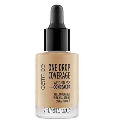 Catrice One Drop Coverage Weightless Concealer 050 Bronze Beige 7ml