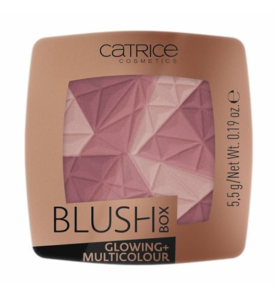 Catrice Blush Box Glowing + Multicolour 020 It´s wine o´clock 5.5g