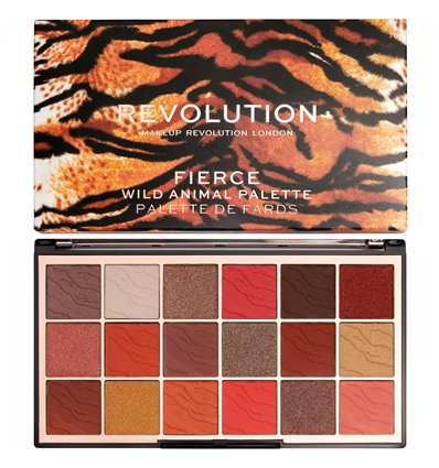 Makeup Revolution Fierce Wild Animal Eyeshadow Palette 18g