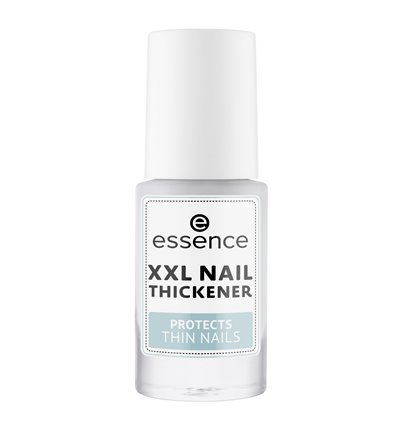 essence xxl nail thickener protects thin nails 8ml
