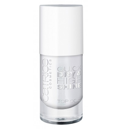 Catrice Quick Dry & High Shine Top Coat