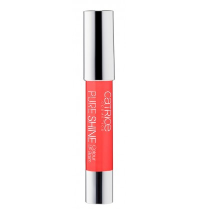 Catrice Pure Shine Colour Lip Balm 060 Go Flamingo Go!
