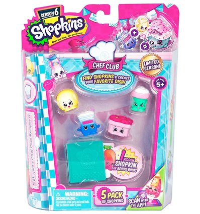 Giochi Preziosi Shopkins S6 Chef Club HPK25010