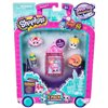 Giochi Preziosi Shopkins S8 World Vacation - 5 Ψωνάκια Φατσάκια