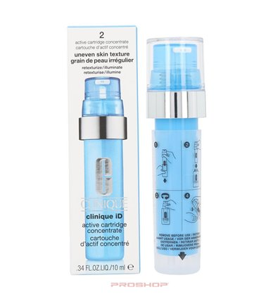 Clinique iD Active Cartridge Concentrate For Uneven Skin Texture 10ml