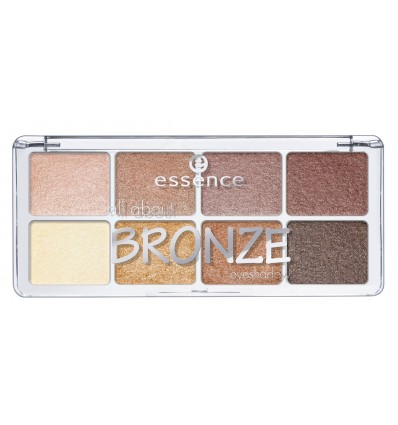 essence all about eyeshadow 01 bronze 9.5g