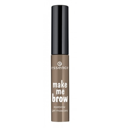 essence make me brow eyebrow gel mascara 03 soft browny brows 3.8ml