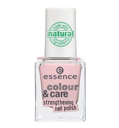 essence colour & care strengthening nail polish 02 I care for you 10ml