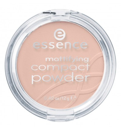 essence mattifying compact powder 02 11g