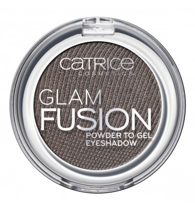 Catrice Glam Fusion Powder To Gel Eyeshadow 060 Let's Go Browntown 3.8g