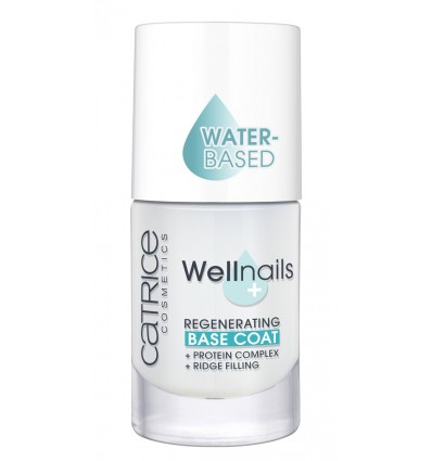 Catrice Wellnails Regenerating Base Coat 10ml