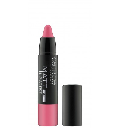 Catrice Matt Lip Artist 6hr 020 Best Rosebuddies Forever 3g